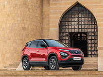 Tata Harrier 2020