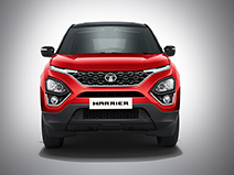 Tata Harrier 2020 front view