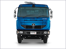 Tata Signa 2823.K commercial vehicle front view