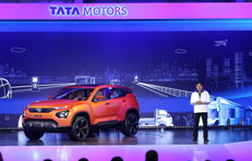 Tata Motors H5X at Auto Expo 2018
