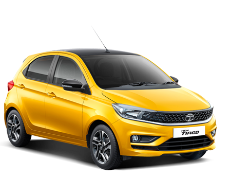 Tata Tiago passenger vehicle
